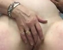 BBW Granny Loves Herself