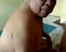 Old man fucking