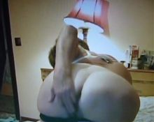 Granny, 70 yo, shows her holes for fucking, amateur