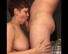Neighbor Lady wanted my cock 1